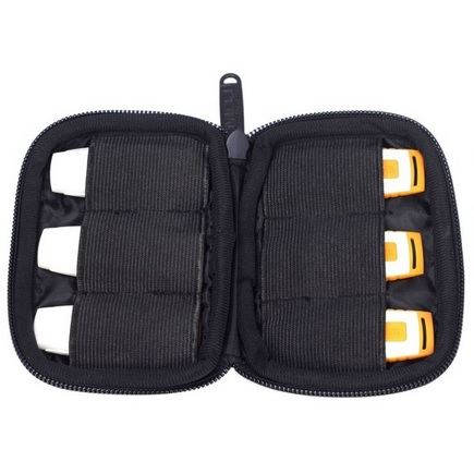 BUBM BUBM-6U Universal Electronics Portable Case – Black